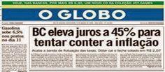 Sala Fério: 20 CAPAS DA ERA FHC: COPIE E DIVULGUE! O BRASIL JÁ...