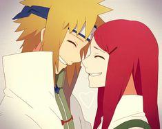 Minato x Kushina Naruto Family, Naruto Couples, Naruto Girls, Anime Couples, Boruto, Naruto Shippuden, Naruhina, Naruto And Kushina, Fanart