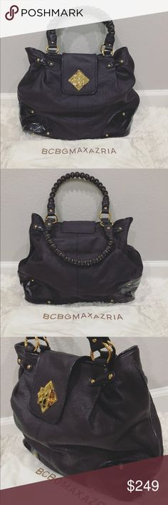 50% OFF ‼️ BCBG Leather Satchel Bought direct from manufacturer at the heart of downtown Los Angeles Fashion District. All purchases shipped Next Business Day. No stains or damages. BCBGMaxAzria Bags Satchels