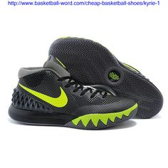 buy popular c0a12 97b8b Find Nike Kyrie 1 Grade School Shoes Black Yellow Lastest online or in  Pumarihanna. Shop Top Brands and the latest styles Nike Kyrie 1 Grade  School Shoes ...