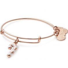 Candy Cane Charm Bangle | Give Kids The World Village