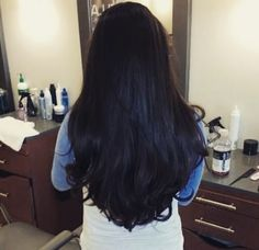 Blow dry at Noi Folino hair salon • 1500 Royal York Rd • (416) 249-2231