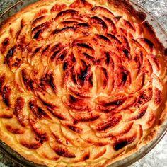 La #tarte aux #pommes de ma maman : la meilleure qui soit ! #appletart #apple #pie #homemade #yummy #delicious #delicieux #instafood #instafoodie #pornfood #ardeche