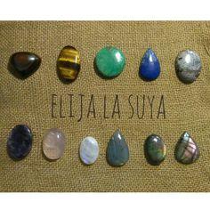 Tenemos muchas mas piedras para hacer tu pedido personalizado, pregúntanos!