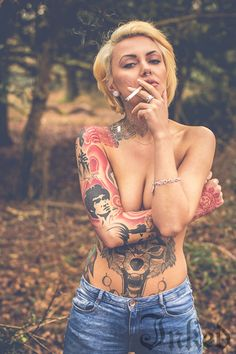 Eric Liyah Kane || inked girls