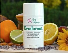 A Deodorant so Safe and 100% Natural that you could eat it !  And it actually leaves you Odor Free unlike many other All Natural Deodorants on the market!