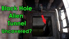BLACK HOLE Temple Found Underground? Secret Doorway to Parallel Universe? - YouTube Ancient Architecture, Amazing Architecture, When You See It, Parallel Universe, Ancient Mysteries, Beyond Words, Travel Videos, Ancient Aliens, Coincidences