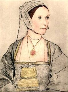 Hans Holbein, Cicely Heron, Sir Thomas More's youngest daughter