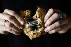 Cornflake Chocolate Chip Marshmallow Cookie / from The Splendid Table / Recipe by Christina Tosi : Momofuko Milk Bar