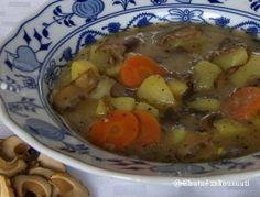 Czech Recipe – Bramboračka