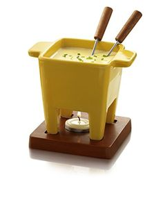 Boska Holland Taste Collection Tapas Fondue Set Yellow *** Click image for more details.Note:It is affiliate link to Amazon.