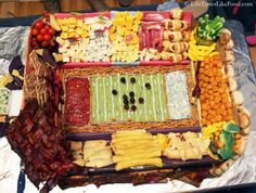 Super Bowl Food Trays | Gross Super Bowl Food: Worst Super Bowl Recipes, Party Snack Ideas