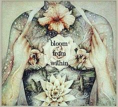 Law Of Attraction Money When the Flower of your Heart begins to Bloom from within, you have accessed your Divinity. Within this Sense of Peace, you see your Aura Brighten with beautiful Rainbow Colors.