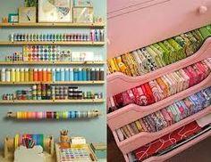 Resultado de imagen para ideas para decorar un cuarto de costura