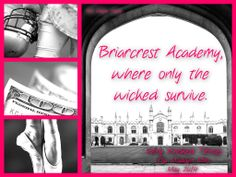 Very Wicked Things by Ilsa Madden-MIlls made by Miranda  @ Red Cheeks Reads