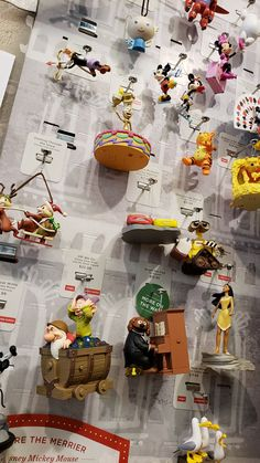 Take A Closer Look At The 2018 Disney Hallmark Keepsake Ornaments! Hallmark Disney Ornaments, Disney Christmas Ornaments, Hallmark Keepsake Ornaments, Christmas Time, Christmas Ideas, Disney Home, Walt Disney, Disney Trips, House Colors
