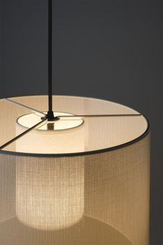 An elegant fusion that gives rise to a lamp conceived to light up any spot, whether at home, in a hotel, at the office or in a restaurant. Whether in a single unit or several in sequence, Moaré Liviana is a pendant lamp that irradiates harmonious light an Lighting Design, Modern Lighting, House Lamp, Unique Lamps, Decoration Design, Bedroom Lamps, Home Interior, Interior Design, Pendant Lighting