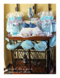 #Frozen #FavorTable #Giftbaskets #Gifts #Centerpiece #CustomEventDecor #Birthday #Kids #LasVegas #Noveldesigns