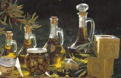 Olive oil, soap, olive oil, soap