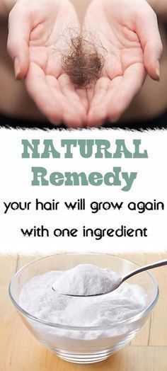 Tips Collection: Natural Remedy for Hair loss with 1 household ingredient