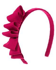 Looped Ribbon Headband