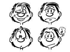 DESCARGA GRATIS EL GLOSARIO TOON PARA TUS PRÁCTICAS DE CARICATURA - Página web de ivanevsky Peanuts Comics, Behance, Cartoon, Body Language, Caricatures, Drawings, Character Creation, Cartoons, Comics And Cartoons