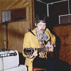 Paul McCartney,;1967                                                       …