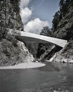 marte.marte Schanerloch Bridge Dornbirn Austria