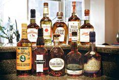 Scotch vs Bourbon vs Rye: Types of Whiskey, Explained - Thrillist Good Whiskey Brands, Bourbon Whiskey Brands, Rye Bourbon, Bourbon Cocktails, Rye Whiskey, Cigars And Whiskey, Whiskey Cocktails, Scotch Whiskey, Irish Whiskey