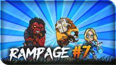 Dota 2 Top Rampage #7 || Miracle Highlights