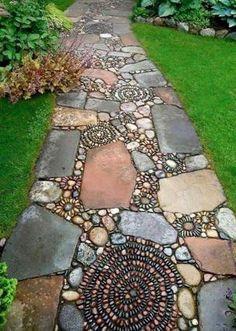 Stunning Rock Garden Landscaping Ideas 40