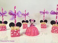 Rice Krispies de Minnie Mouse