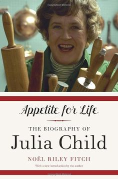 Well worth the time to read. If you saw the movie, this book contains far more background into Julia's early and later life. Convinced that people who are great are often quite eccentric in the background.