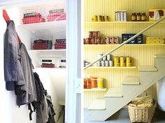 Stairwell Storage stairwell storage shelves | storage shelves, honey and storage