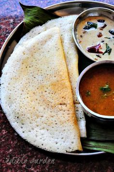 Plain Dosa Recipe - How to Make Dosa Batter at Home (Step by Step, Tips and FAQs)