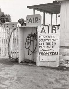 Dorothea Lange, Kern County, California 1938