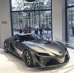 Toyota FT1 #ferrari #cadillac #Chevrolet #ford #lamborghini #pagani #porsche #bmwgram #bmw #mercedesbenz #marrusia #bugatti #koenigsegg #maserati #volkswagen #nissan #dodge #audi #mitsubishi #jaguar #mazda #megasport #sportcars_exotic #jeep #viper #lykanhypersport #subaru #motorhead by sportcars_exotic