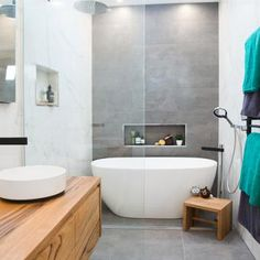 Bathroom Ideas The Block dee and darren knock $20k off their reserve with en suite