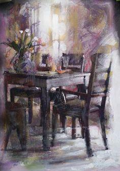 ΤΡΑΠΕΖΑΡΙΑ Painting, Art, Art Background, Painting Art, Kunst, Paintings, Performing Arts, Painted Canvas, Drawings