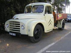 Camion Citroën type RU23.