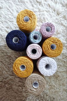 When you're looking for high-quality and eco-friendly soft cotton Macrame cords, Bobbiny should be on top of your shopping list. Find out why I recommend Bobbiny for beginners and order your favorite colors today!
