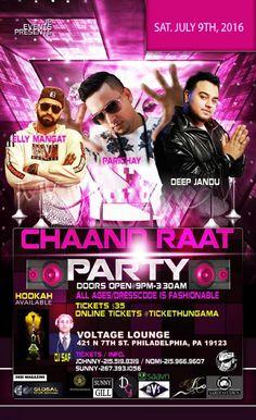 Chaand Raat Party
