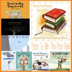 Kids Book Prize Pack Giveaway ends 7/26/13