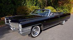 1965 Cadillac Eldorado Convertible Triple Black 429 c.i.