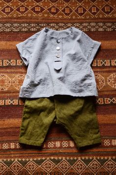 Daily FU-KO - for babies & kids - Baby Outfits, Toddler Outfits, Children Outfits, Children Style, Vintage Children, Cool Baby Clothes, Organic Baby Clothes, Handmade Baby Clothes, Kids Clothes Boys