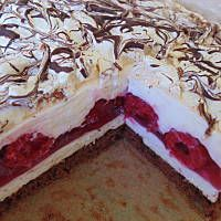 Malinowa delicja Tiramisu, Ale, Cheesecake, Food And Drink, Sweets, Ethnic Recipes, Cook, Bakken, Gummi Candy