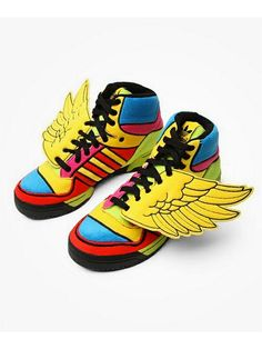 new style a5c74 60eb1 CHAPTER WORLD adidas JS WINGS