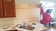 Search for: Search Adding Texture to a Room: DIY Plank Wall Spring is right around