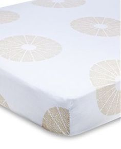 Love this crib sheet
