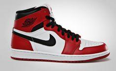 Jordan Brand To Release OG Colorway Air Jordan 1 Retro High White Varsity  Red - Black    Jan 5 2013 Release 7d42b349e